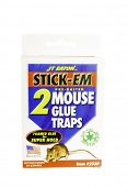 West Point - August 17, 2014: Carton of JT Eaton STICK-EM Mouse glue traps