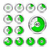 Set Timer Icon