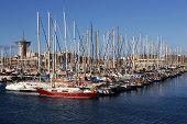 Port In France Palavas