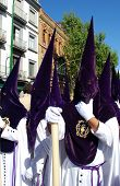 Holy Week Procession, Seville.