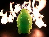Buddha Fire
