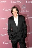PALM SPRINGS, CA - JAN 3: James Marsh arrives at the 2015 Palm Springs International Film Festival Awards Gala at the Palm Springs Convention Center on January 3, 2015 in Palm Springs, CA.