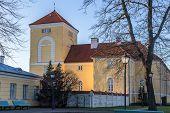 Building City Museum Livonian Order Castle