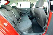rear car seat