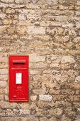 Traditional Old English Postbox