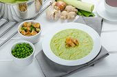 Soup Of Young Peas