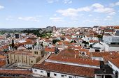 View Over The Roofs