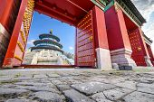 picture of altar  - Beijing - JPG