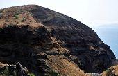 Eroded Mountain