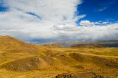 Sacred Valley Of The Incas. Cusco To Puno, Peru.