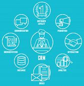 Concept Of Customer Relationship Management Is A Model For Managing A Company Interactions With Cust