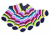 Colorful Cotton Socks