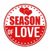 Season Of Love Stamp