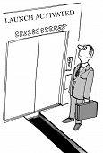 Man Got on Wrong Elevator
