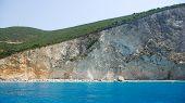 Porto Katsiki beach, Lefkada Island, Levkas, Greece