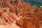 Bryce Canyon rim, Bryce Canyon, Utah