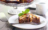 Chocolate Pear Cake,
