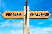 Problem versus Challenge messages