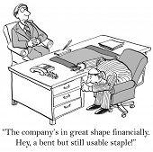 Company Finances