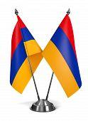 Armenia - Miniature Flags.