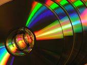 Cuatro discos compactos