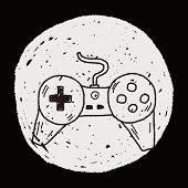 picture of controller  - Doodle Game Controller - JPG