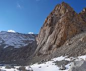 image of shan  - Tien Shan mountains in Kazakhstan Central Asia - JPG