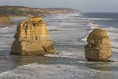 pic of 12 apostles  - This photo was shot from Twelve Apostles which is on the Great Ocean Road Australia - JPG