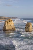 image of 12 apostles  - This photo was shot from Twelve Apostles which is on the Great Ocean Road Australia - JPG