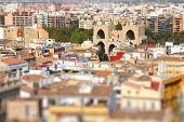 picture of tilt  - Valencia Spain - JPG