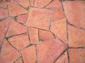 Stone Road Closeup
