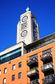 image of rebuilt  - The Oxo Tower - JPG