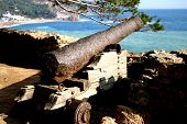 Rusty Spanish Cannon