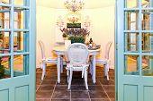 Garden Dinning Room