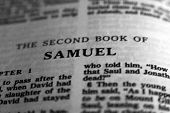 Постер, плакат: Книга Самуила