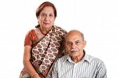 Senior Indian Couple