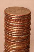 Pila de moneda