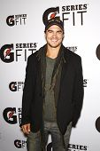 LOS ANGELES - APR 12:  Rob Mayes at the 'Gatorade G Series Fit Launch Event' at the SLS Hotel in Los