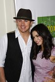 WEST HOLLYWOOD - APR 13: Channing Tatum, Jenna Dewan at the Kimberly Snyder Book Launch Party For 'The Beauty Detox Solution' at The London Hotel in West Hollywood, California on April 13, 2011.