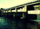 Bridge Over Lake Wakatipu