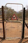 Enclosure Gate