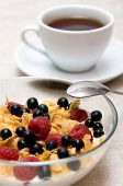 Постер, плакат: Здоровый завтрак
