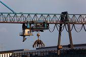 Crane In Sestao