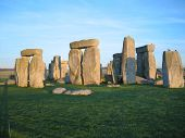 Stonehedge antes do sol Stonehenge