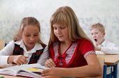 Elementary School. Learning Process...