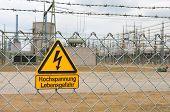 Danger Of Death By Electrocution