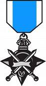 Medalha militar de bravura