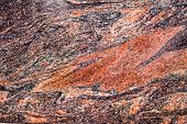 Polished granite background