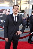LOS ANGELES - JUNE 27: Rami Malek arriving at the