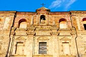 pic of senora  - Nuestra Senora de Valvanera Monastery - JPG